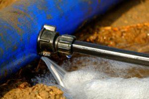Wykrywanie awarii wodnej, nieszczelna instalacja wodna, lokalizacja przecieków